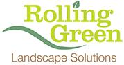 Rolling Green Landscape