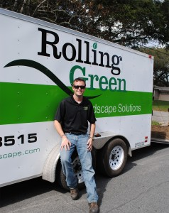 Eric Kobb, Owner - Rolling Green Landscape Solutions
